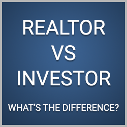 realtor vs investor