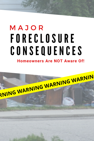 consequences foreclosure