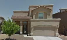 adobe styled house in arizona