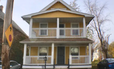 two story yellow house that sold low equity